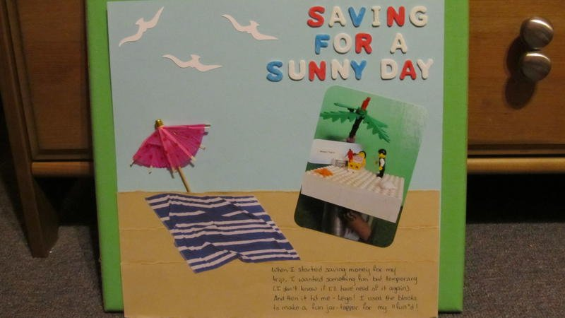 Week 4 - Saving For a Sunny Day