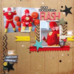 The Amazing Flash