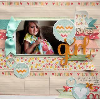 Sweet baby girl *Pebbles Inc*