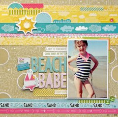 Beach Babe *Bella Blvd*