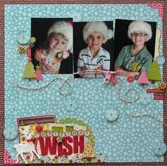 You are my Christmas Wish * Jilibean Soup *