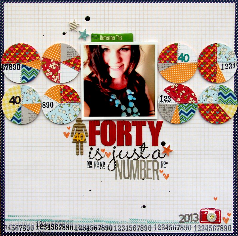 Forty is just a number