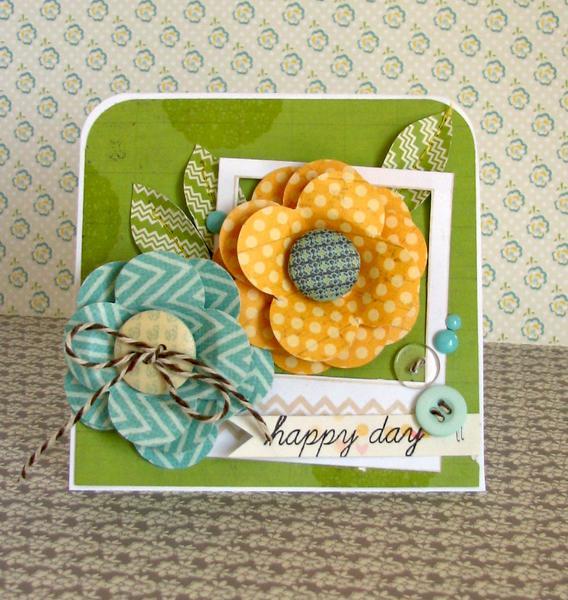 Happy Day * LilyBee Design *