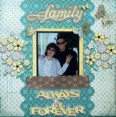 Family Always & Forever TCR 24