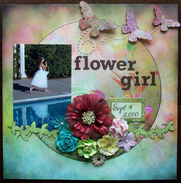 Flower Girl September BAP