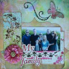 My family Prima October BAP