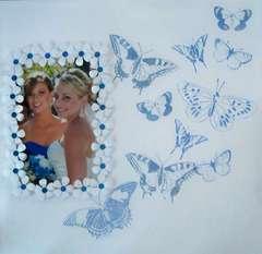 Tiffany and Heather
