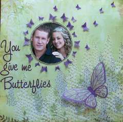 You give me Butterflies for TCR #8