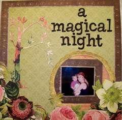 a magical night
