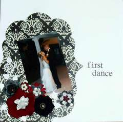 First Dance for the Color Room 26