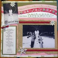 SNOWFRIENDS    JANUARY 2006
