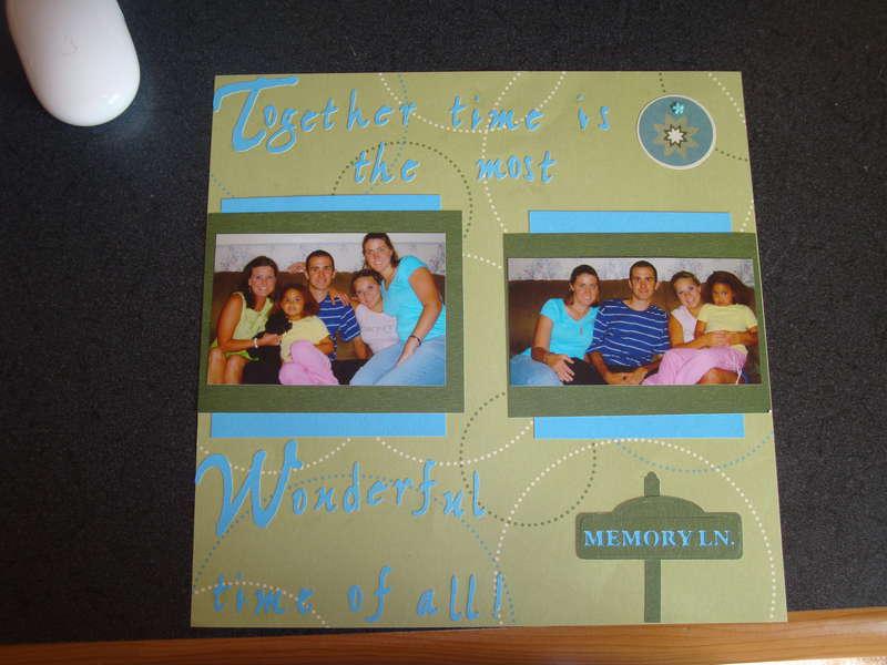mom,Michaela,Donatella,Mike,Me
