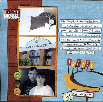 Home Sweet Hotel