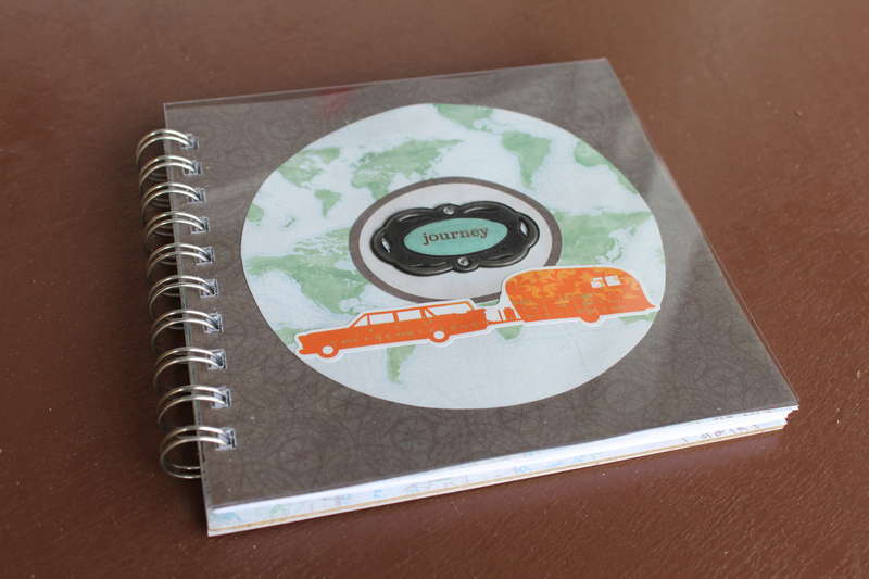 Journay book