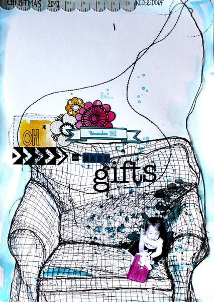 so many gifts