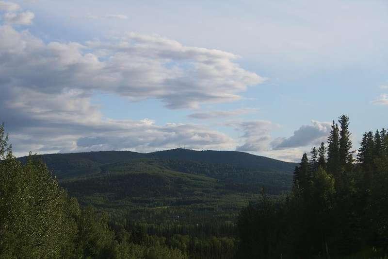 Some of the Alaska Countryside
