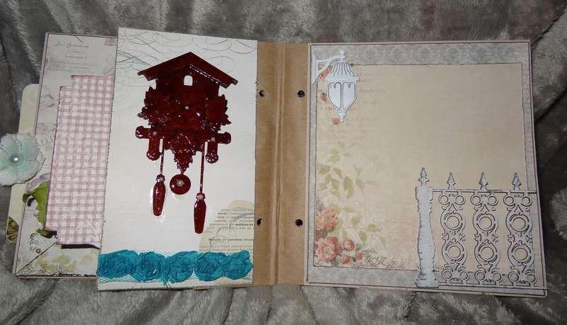 Spring Mini Album   Page 10