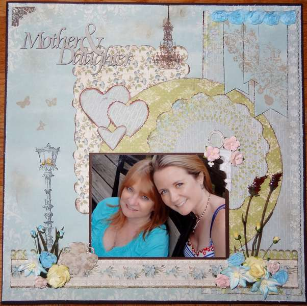 Mother & Daughter ~PION DESIGN~