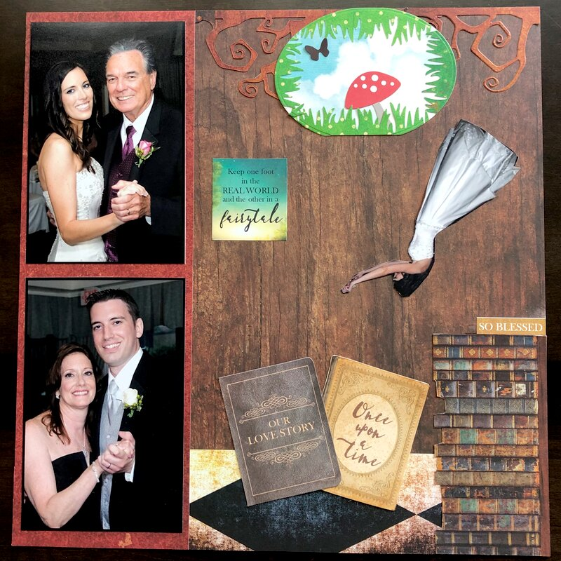 Falling down the rabbit hole (wedding in wonderland)