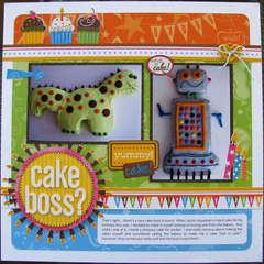 Cake Boss?