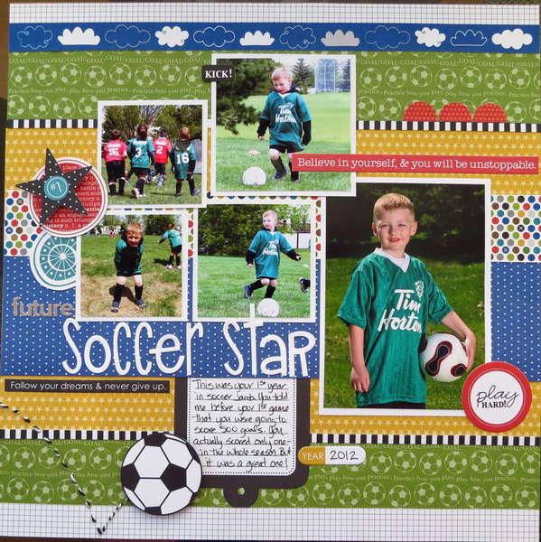 Future Soccer Star