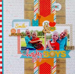 Happy Boys