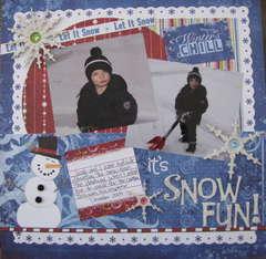 It's Snow Fun!