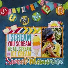 Sweet Memories  **My Creative Scrapbook**