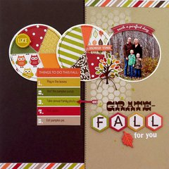 Grate-Fall for You  **My Creative Scrapbook**
