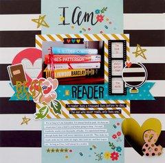 I Am a Reader  **My Creative Scrapbook**