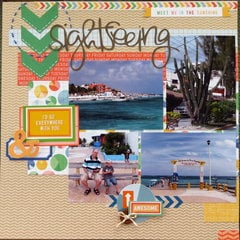 Sightseeing - Left Side