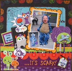 So cute...it's scary!