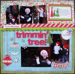 Trimmin' the Tree