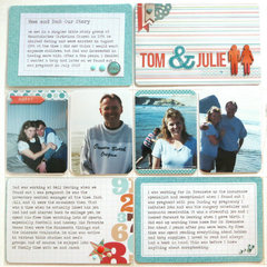 Logan's Baby Book - page 1