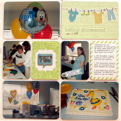 Logan's Baby Book - page 4