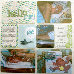 Logan's Baby Book - page 5