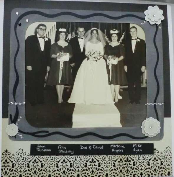 Carol & Don Wedding