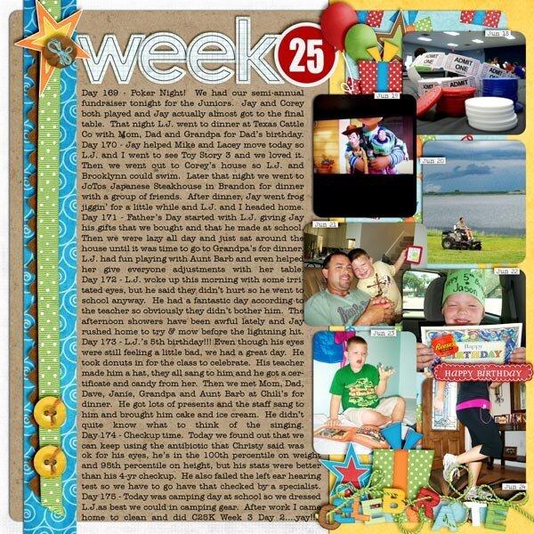 P365 Week 25