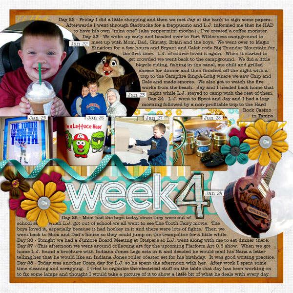 P365 Week 4