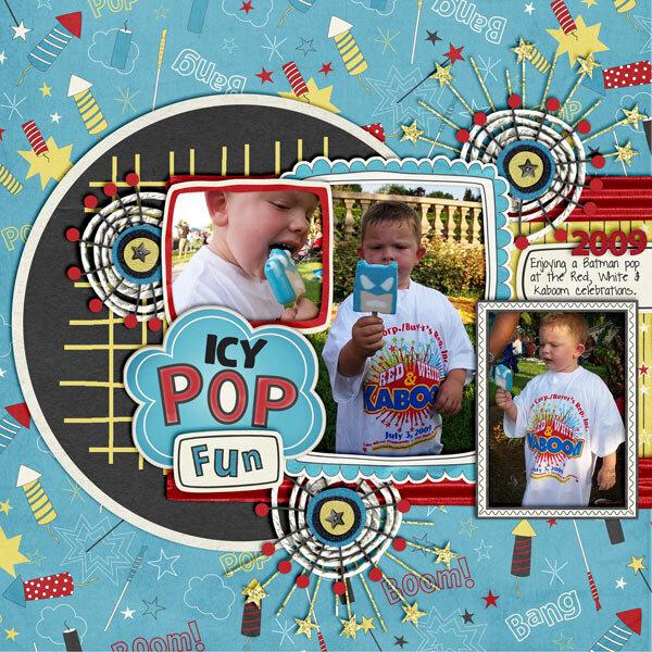 Icy Pop Fun