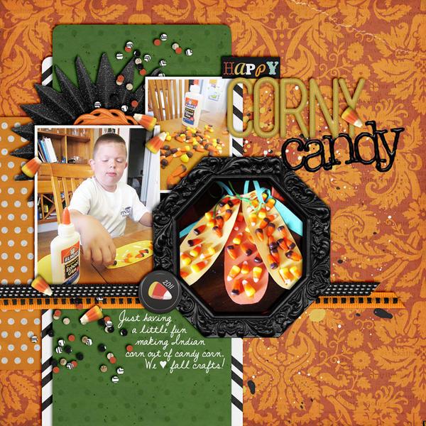 Corny Candy