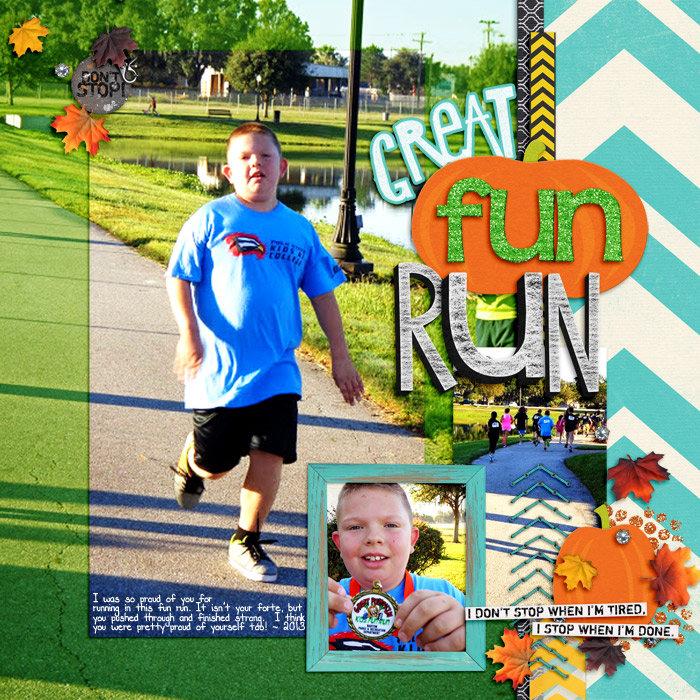Great Pumpkin Fun Run