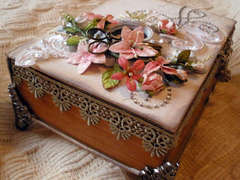Altered book/box