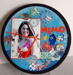 Disney's Nemo Clock