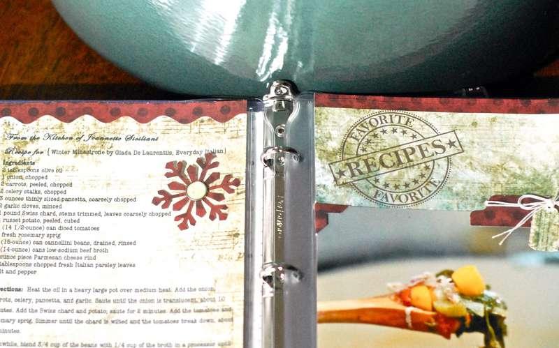 Seasonal Family Favorite Recipe Cookbook {Week 1}