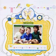 Summer Birthday