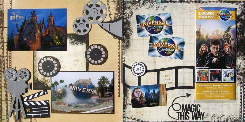 Wizarding World of Harry Potter - Universal Orlando