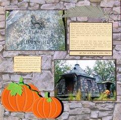 Wizarding World of Harry Potter - Hagrid's Hut (1)