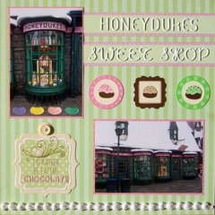 Wizarding World of Harry Potter - Honeydukes (1)