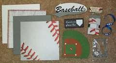 Baseball Kit for March Kit Swap